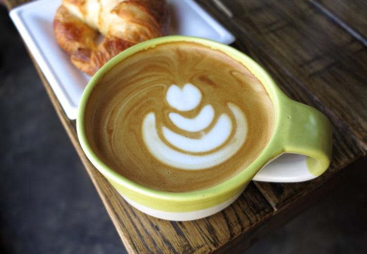Kaldi's Coffeeneuring, by MrTinDC