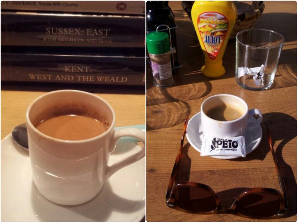 Martin Coffeeneuring