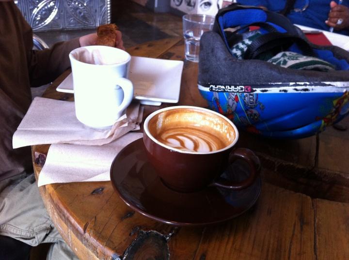 Judy Coffeeneuring Trip 1
