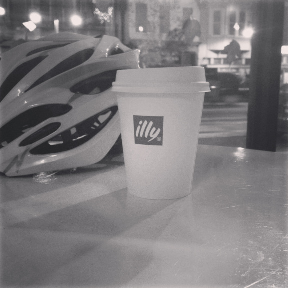 Coffeeneuring at Illy John 2