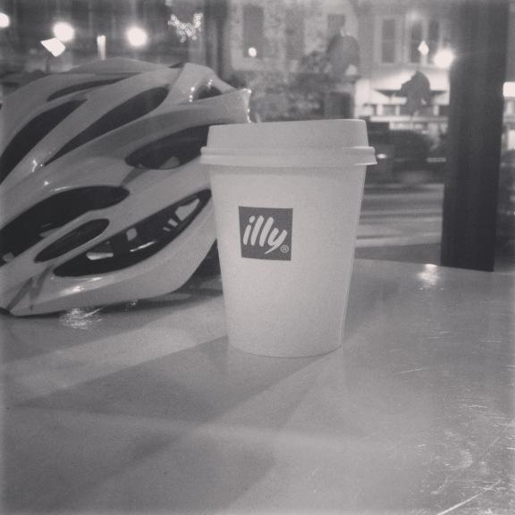 Coffeeneuring at Illy John 2