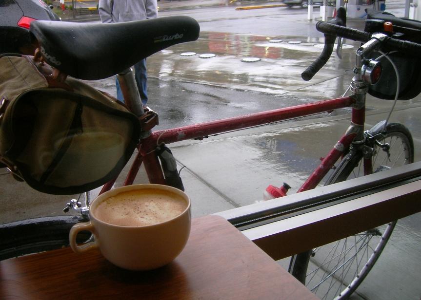 Starbucks, Sylvan Hill (SW Portland), 11-26-09