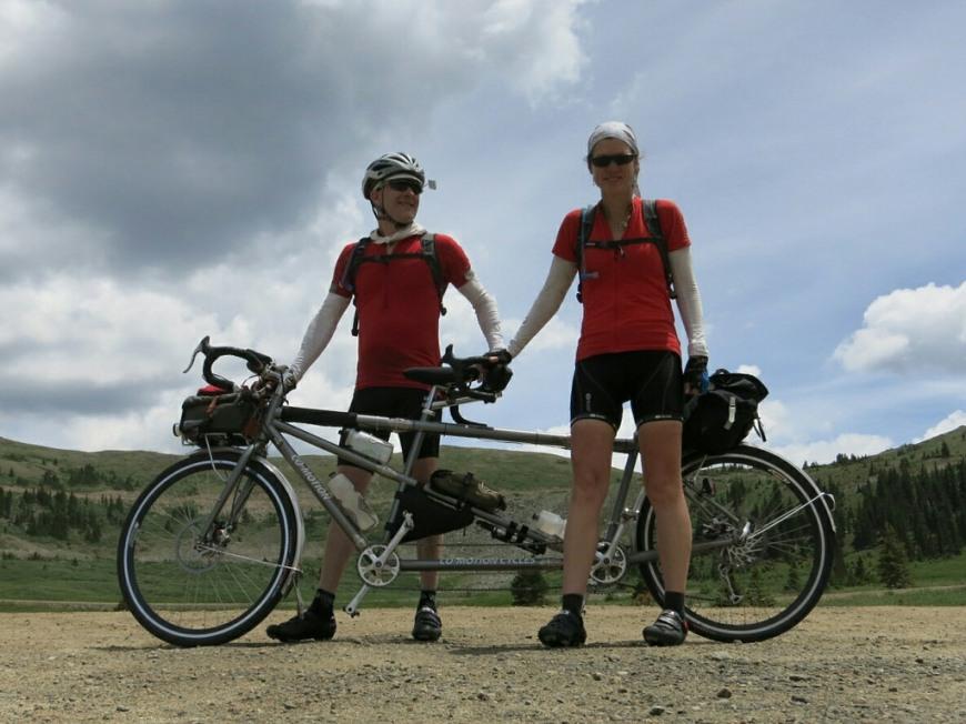 Summer bike touring with Felkerino