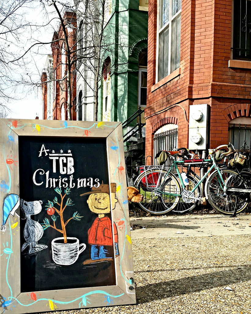 December Coffeeneuring at The Coffee Bar