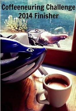 coffeeneuring finisher