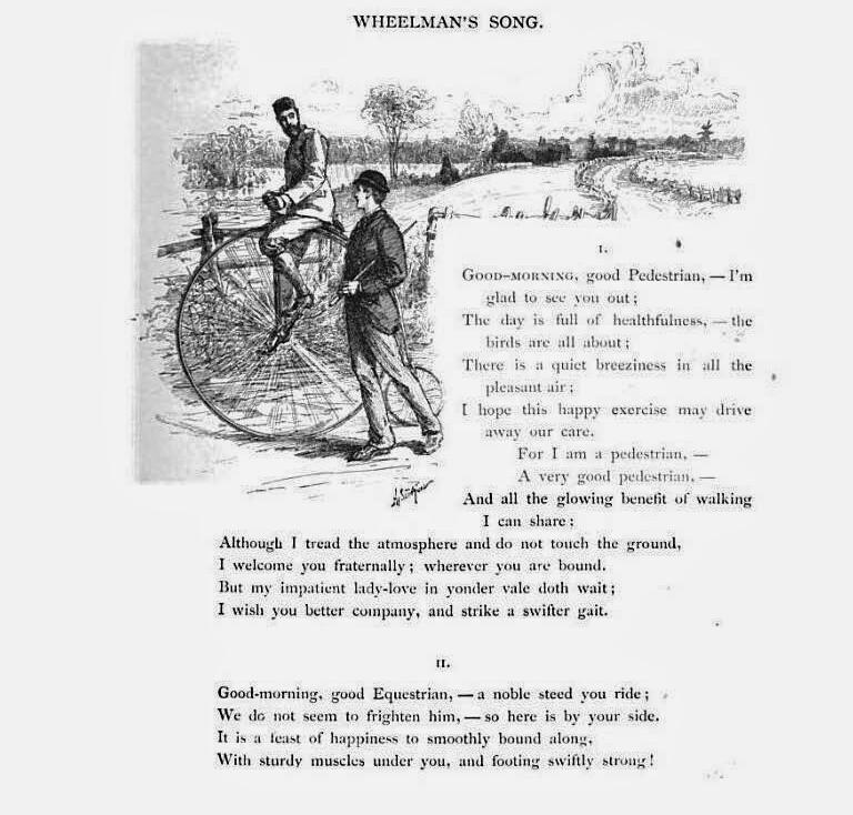 Wheelman's Song