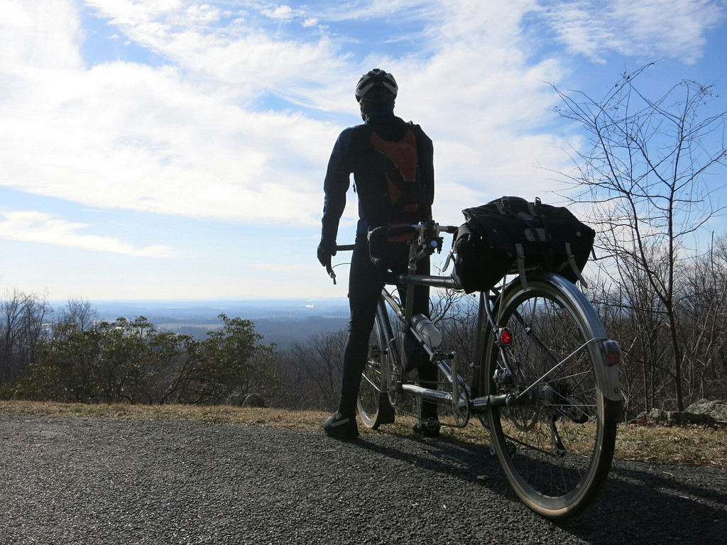 Tandem and Felkerino at Sugarloaf