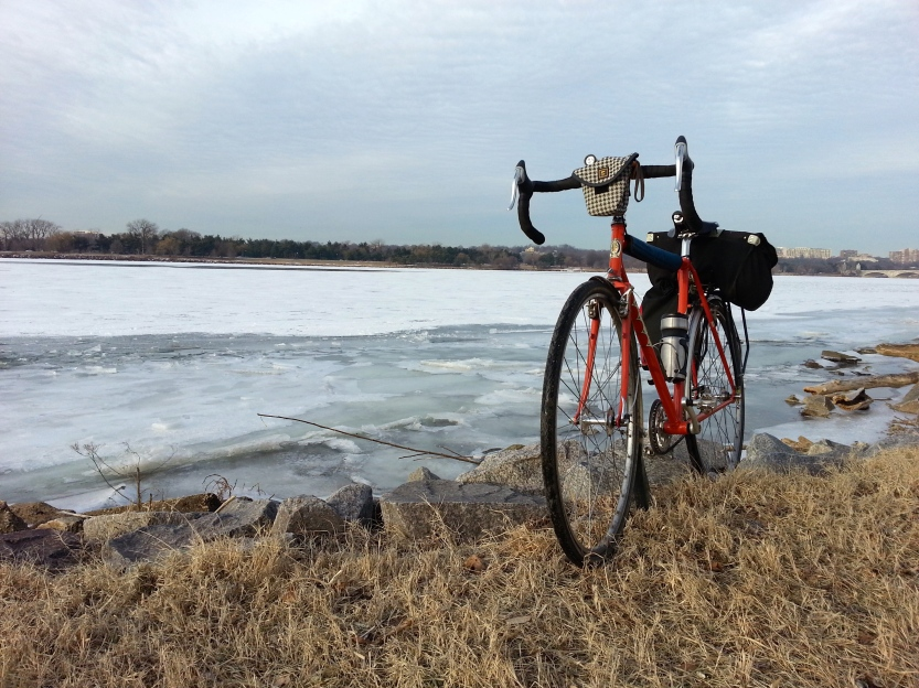 Jan. Quickbeam Potomac River