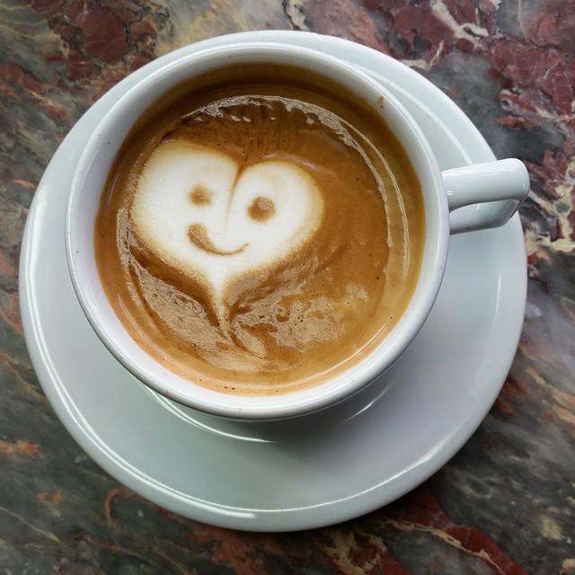FCC latte art