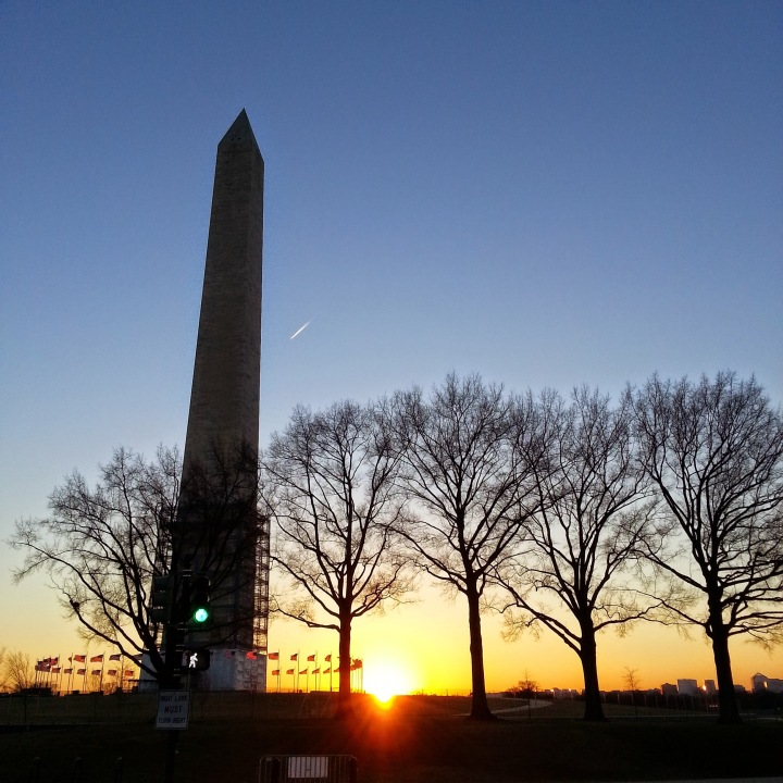 February Monument