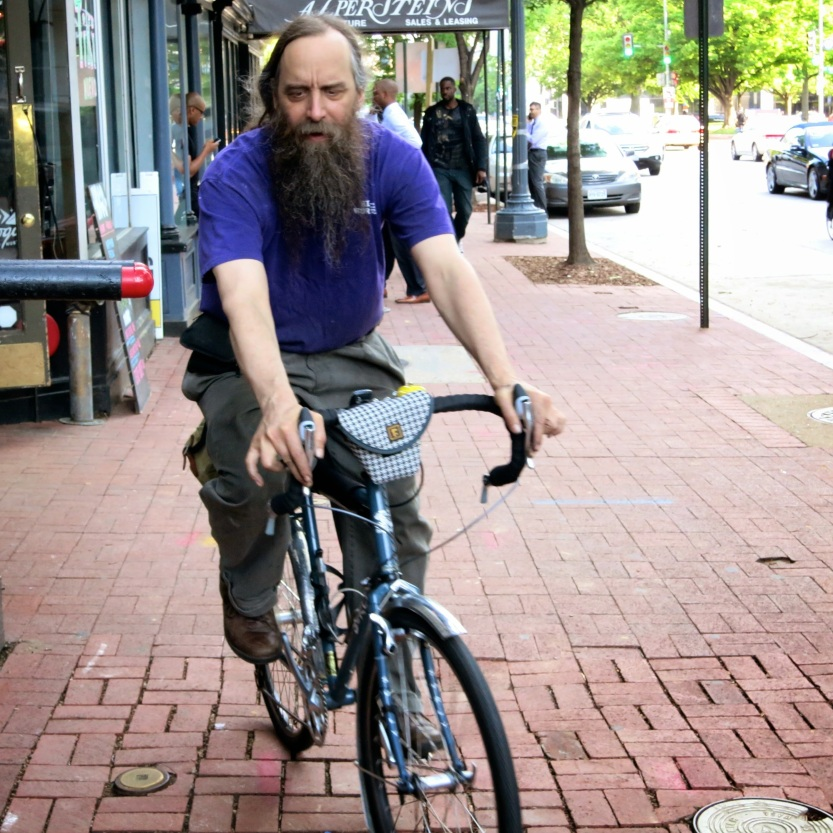 May-Bicycle Space