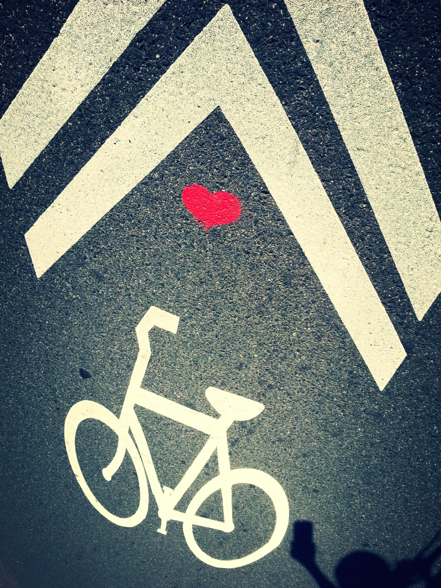 Heart sharrow