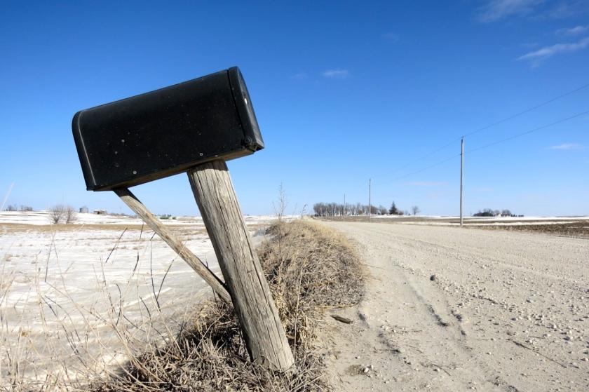 Iowa mailbox