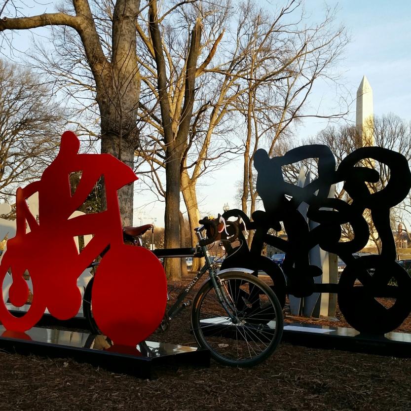 Las Bicicletas, Surly LHT in DC