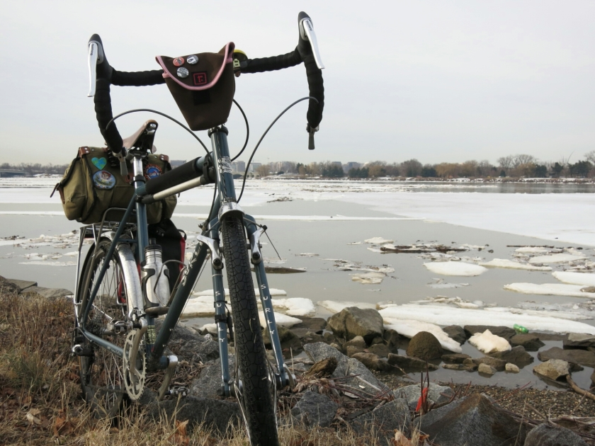 Surly 2015-03-09 on Potomac