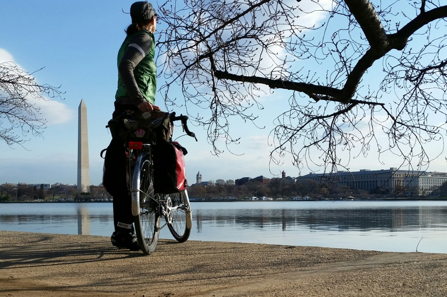 Tidal Basin and Surly and me