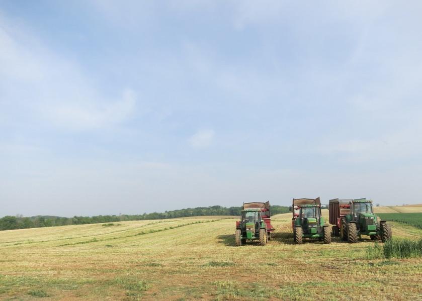 400K tractors