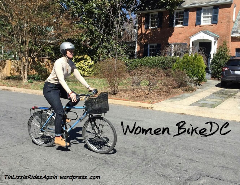 Elizabeth 5 Women BikeDC
