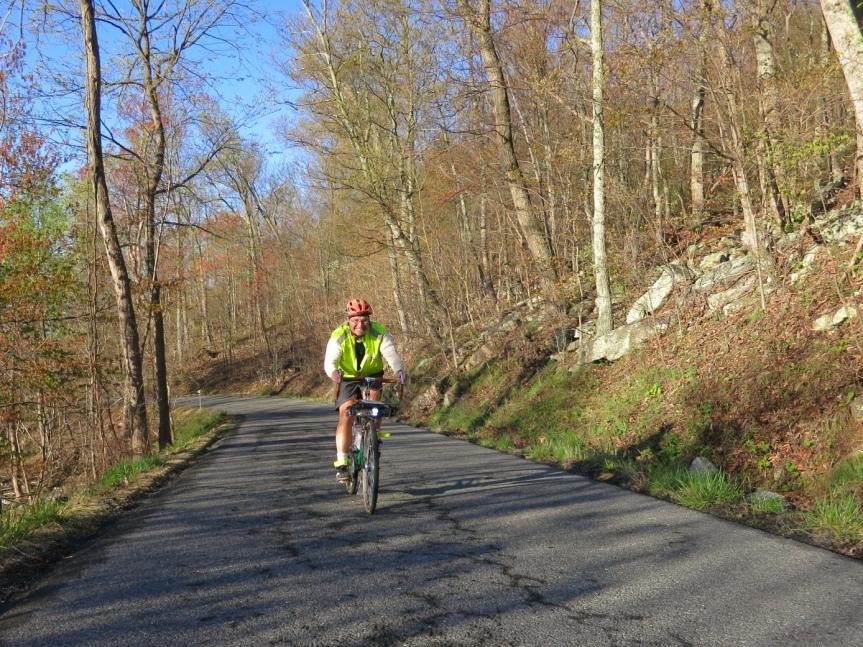 Paul on Wolf Gap
