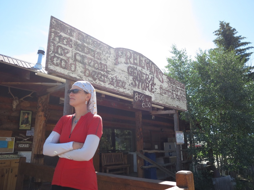 Colorado tourin'. Photo by Felkerino