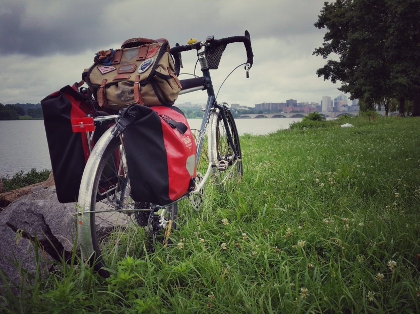 Surly LHT and Potomac