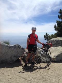 Lisa May - Mt Wilson