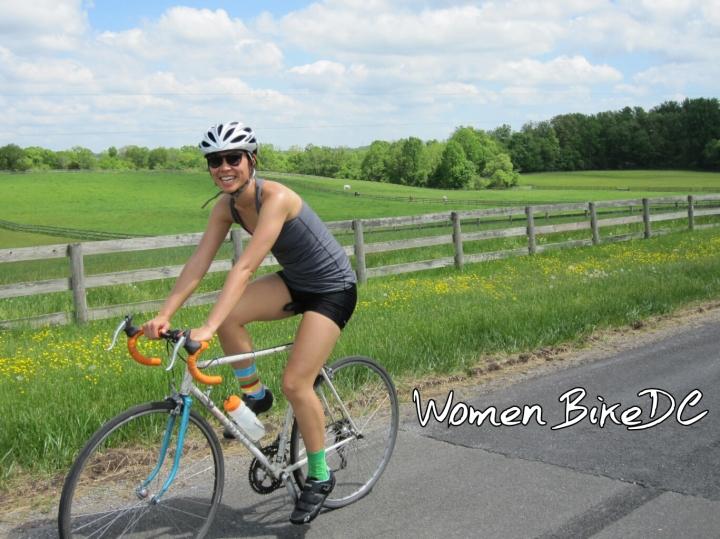 Carolyn Women BikeDC