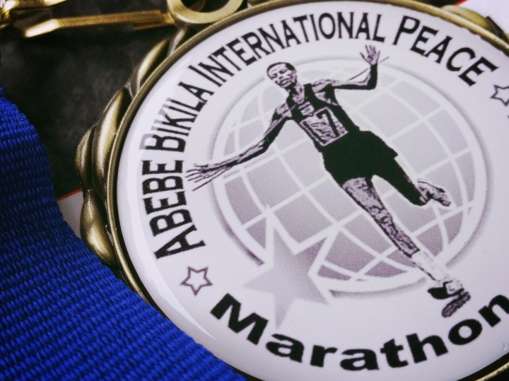 Adebe Bikila International Peace Day Marathon