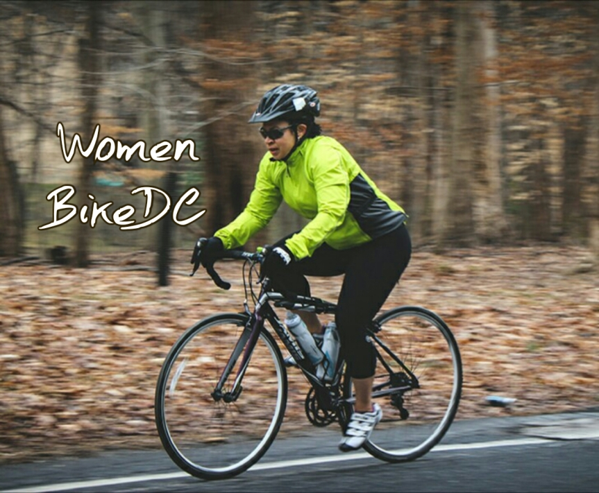 Paris Women BikeDC