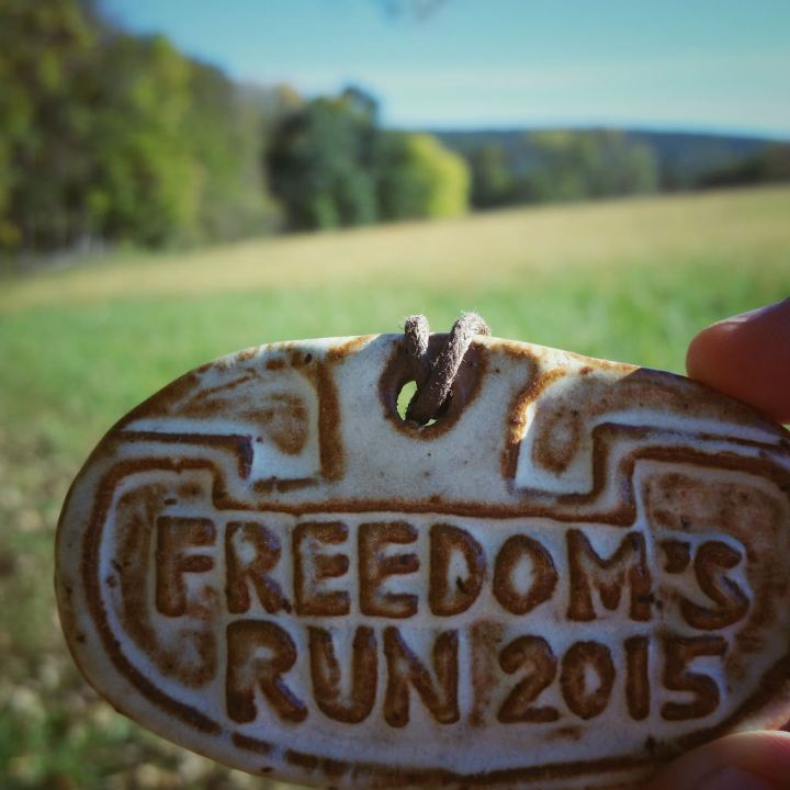 Freedom's Run Marathon - C&O
