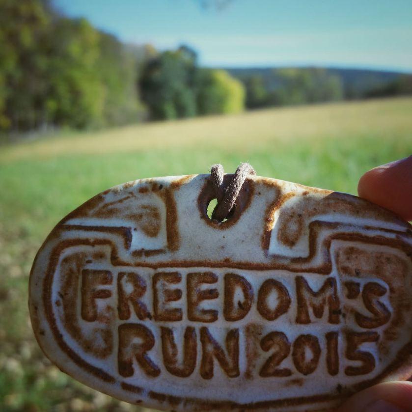 Freedom's Run Marathon - C&O