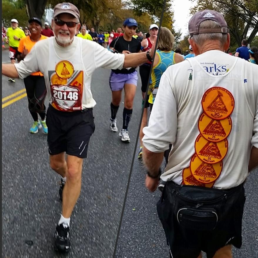 Marine Corps runner
