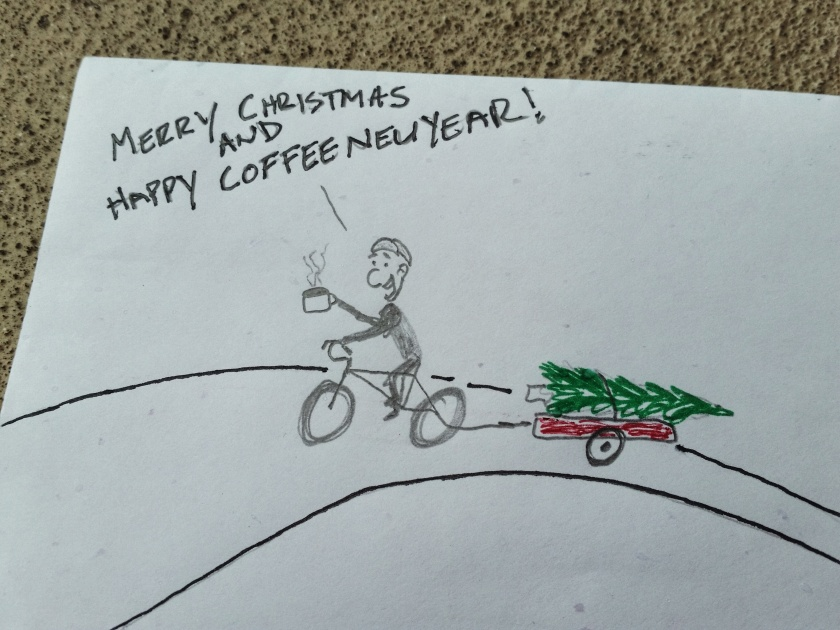 Coffeeneuring card from Jerel