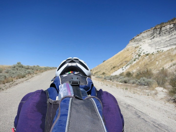 Day 11: Climbing Old Freezeout Road outside of Emmett, Idaho