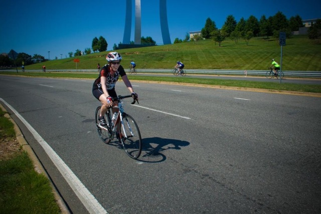 Air Force Cycling Classic Crystal Ride. Photo credit Mark Blacknell