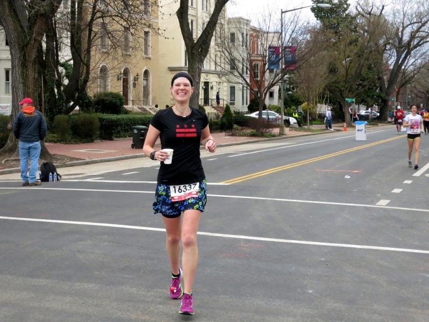Marathon Capitol Hill for the second half
