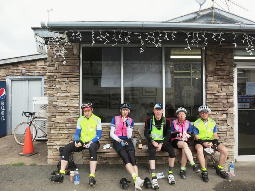 Team Photo at Mile 60