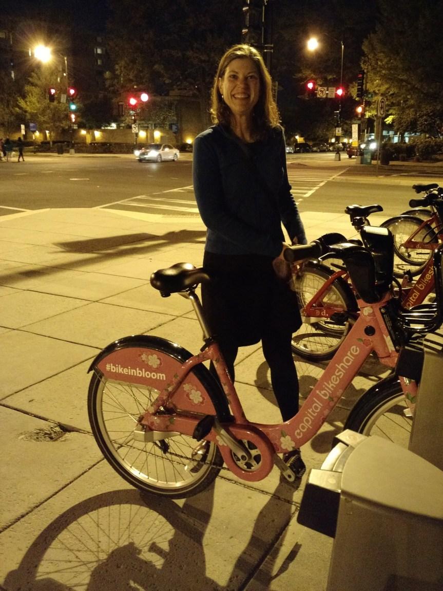 BikeInBloom dock