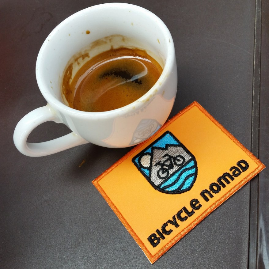 Bicycle Nomad espresso