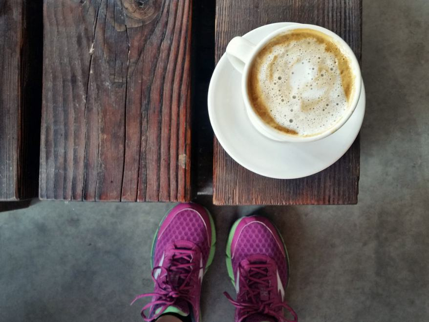 Phoenix Public Market Cafe latte