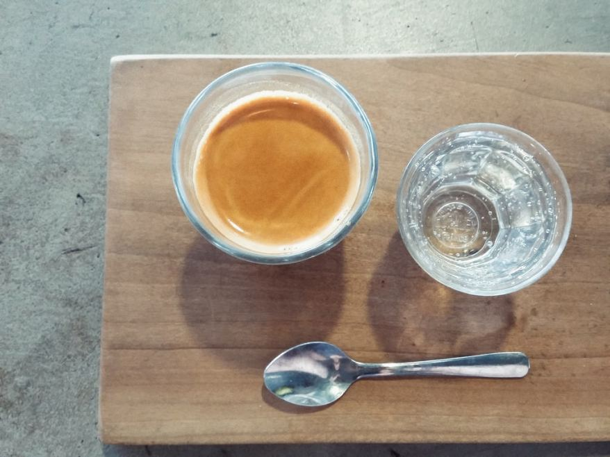 Cartel espresso