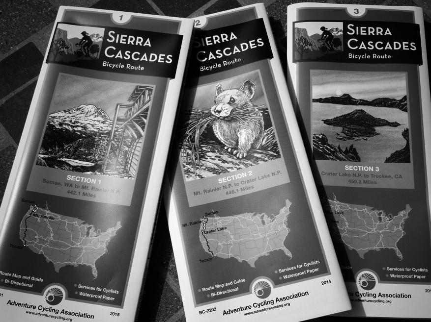 Sierra Cascades
