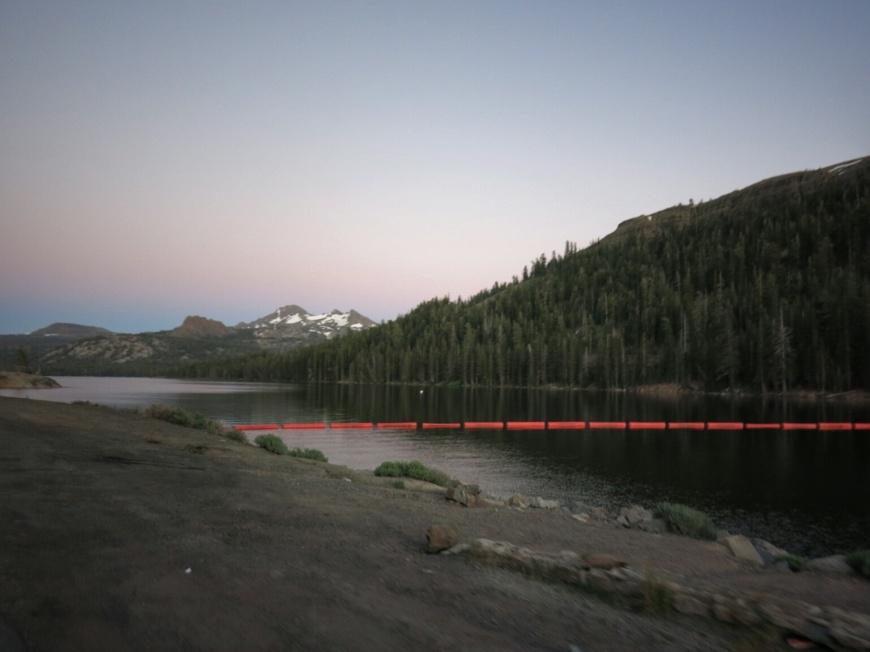 Last Light En Route to Tahoe