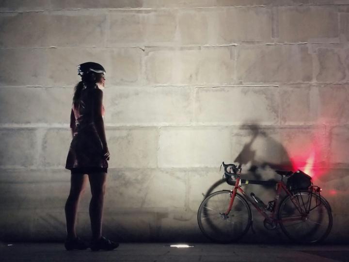 August night ride