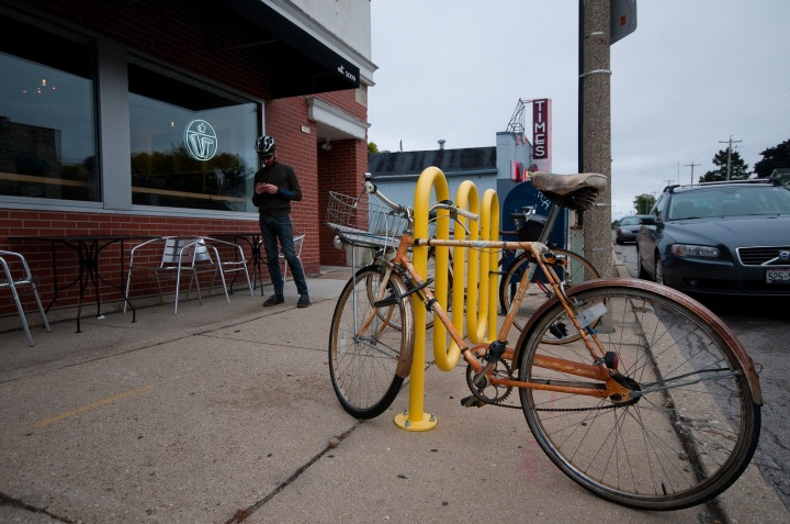 Coffeeneuring Milwaukee