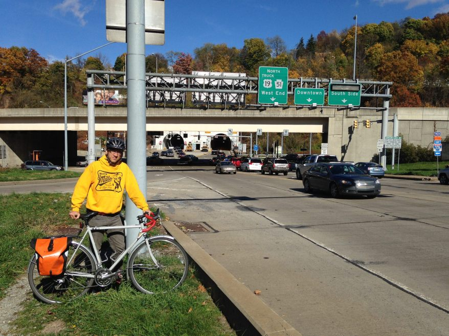 Pittsburgh Coffeeneuring Emma and Q