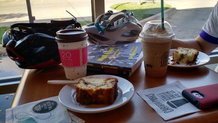 Coffeeneuring Challenge 2015