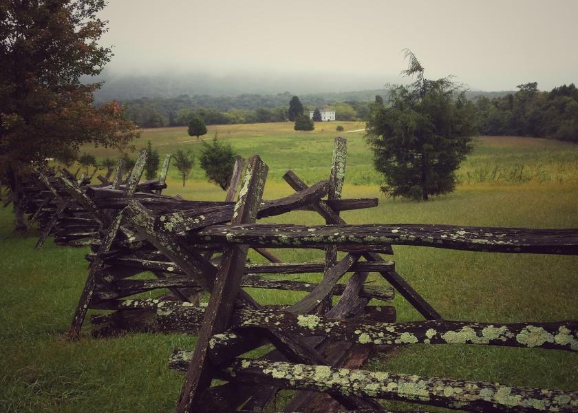 Murphy's Farm, post-run