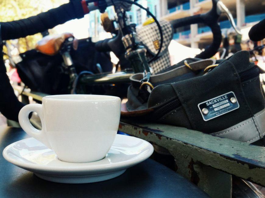 Peregrine Coffeeneuring