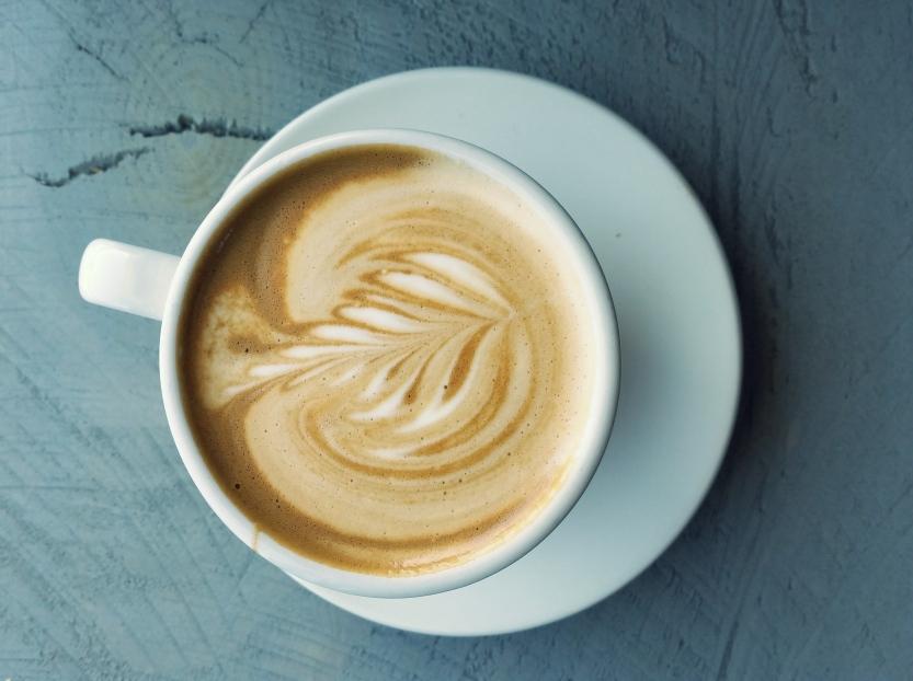 Latte coffeeneuring